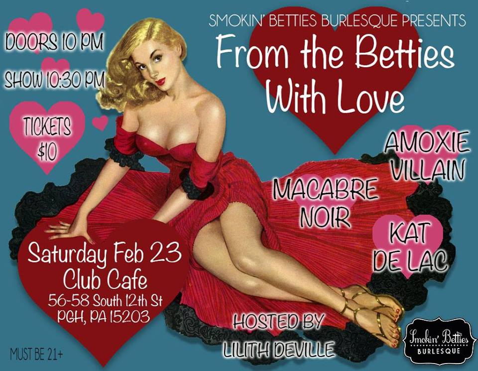 from the betties with love